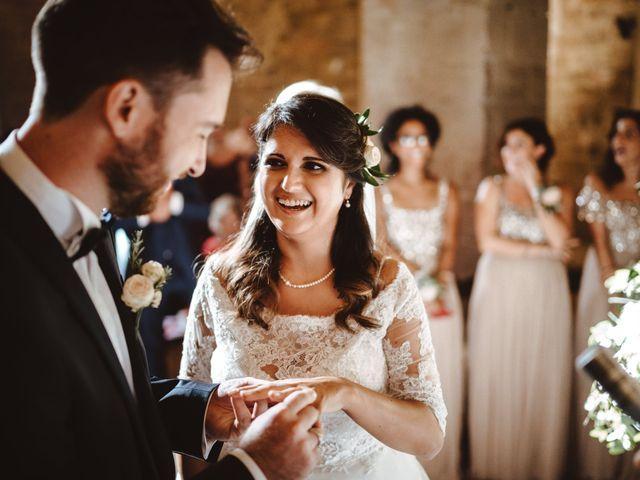 Il matrimonio di Lorenzo e Arianna a Montespertoli, Firenze 14