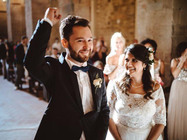 Il matrimonio di Lorenzo e Arianna a Montespertoli, Firenze 15