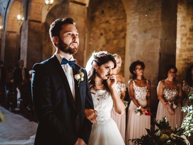 Il matrimonio di Lorenzo e Arianna a Montespertoli, Firenze 17