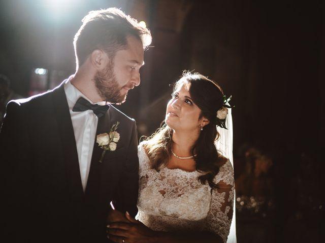 Il matrimonio di Lorenzo e Arianna a Montespertoli, Firenze 19