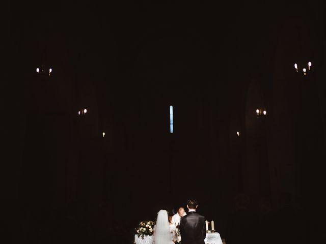 Il matrimonio di Lorenzo e Arianna a Montespertoli, Firenze 1