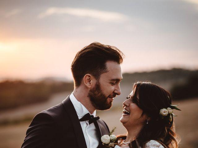 Il matrimonio di Lorenzo e Arianna a Montespertoli, Firenze 22
