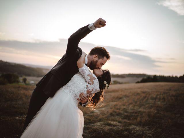 Il matrimonio di Lorenzo e Arianna a Montespertoli, Firenze 23