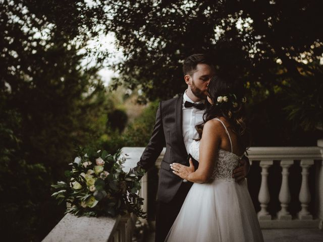Il matrimonio di Lorenzo e Arianna a Montespertoli, Firenze 29