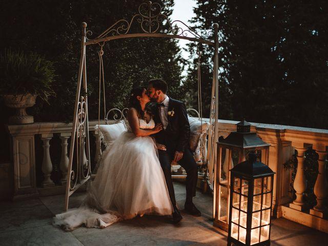 Il matrimonio di Lorenzo e Arianna a Montespertoli, Firenze 31