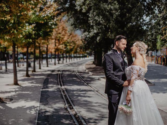 Le nozze di Angela e Cristofaro