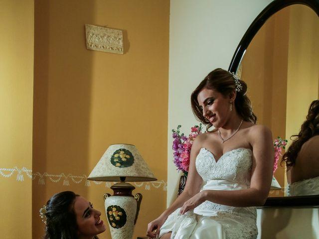 Il matrimonio di Giovanni e Carmen a Lettere, Napoli 3