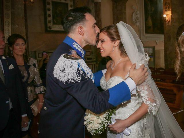 Il matrimonio di Giovanni e Carmen a Lettere, Napoli 4