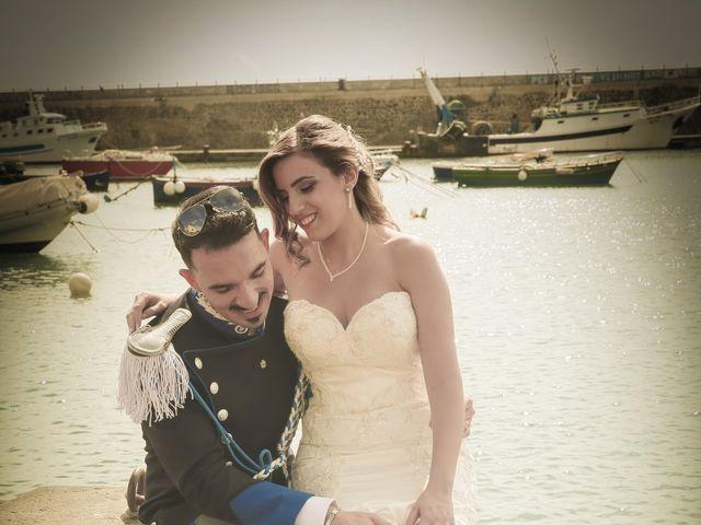 Il matrimonio di Giovanni e Carmen a Lettere, Napoli 7