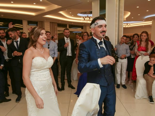 Il matrimonio di Giovanni e Carmen a Lettere, Napoli 9