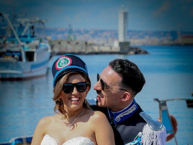 Il matrimonio di Giovanni e Carmen a Lettere, Napoli 12