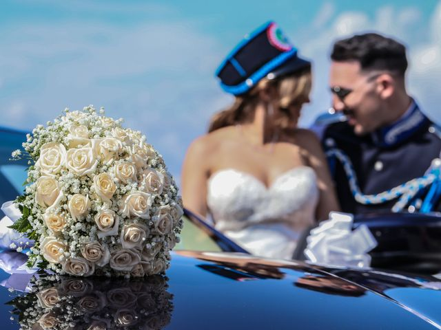 Il matrimonio di Giovanni e Carmen a Lettere, Napoli 13