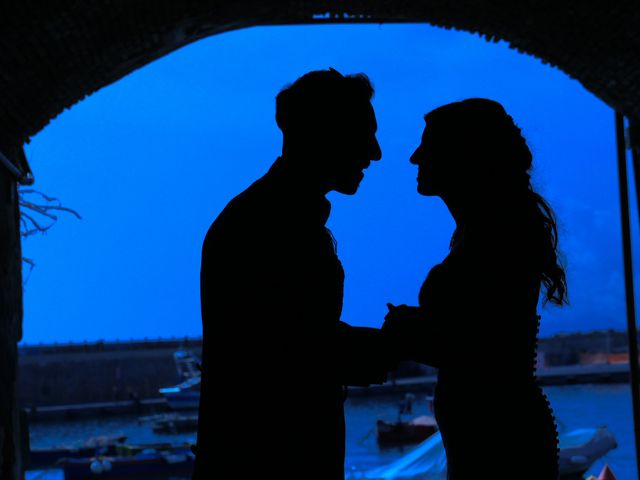 Il matrimonio di Giovanni e Carmen a Lettere, Napoli 14