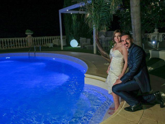 Il matrimonio di Giovanni e Carmen a Lettere, Napoli 18
