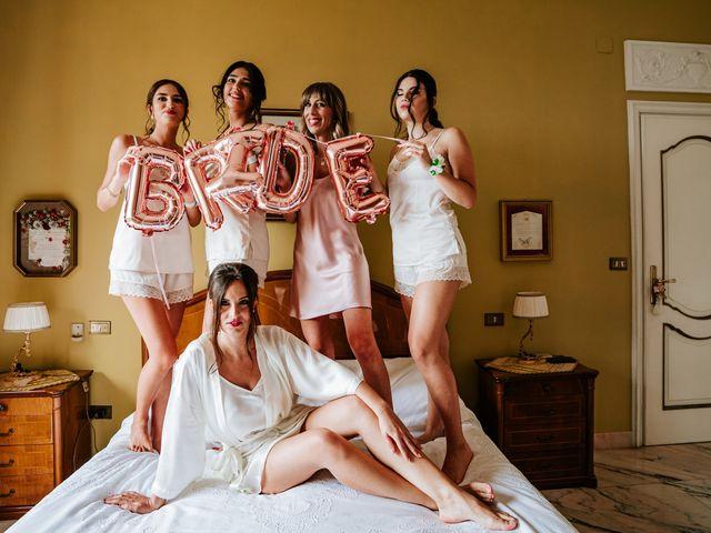 Il matrimonio di Enza e Gustavo a Bovalino, Reggio Calabria 8