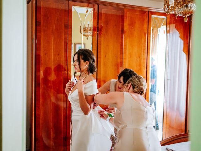 Il matrimonio di Enza e Gustavo a Bovalino, Reggio Calabria 21