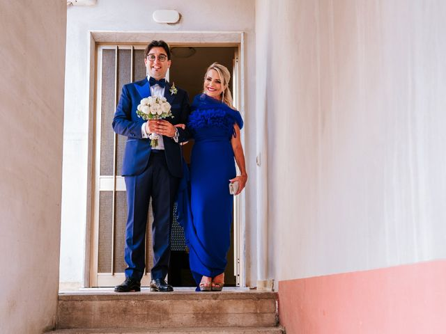 Il matrimonio di Enza e Gustavo a Bovalino, Reggio Calabria 28