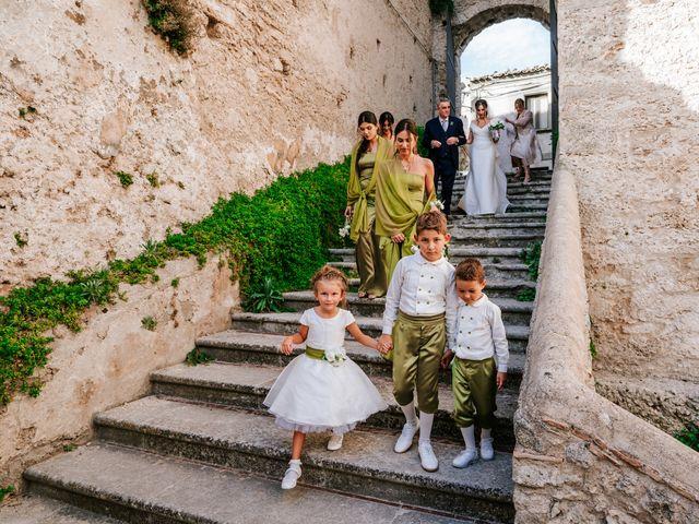 Il matrimonio di Enza e Gustavo a Bovalino, Reggio Calabria 33