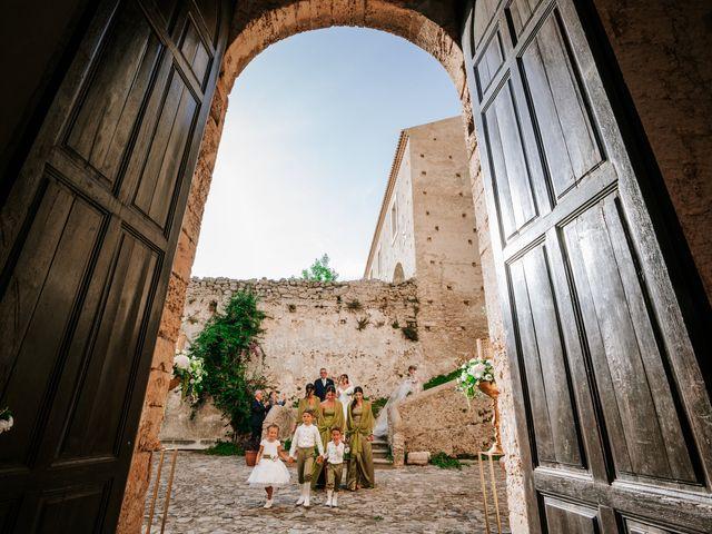 Il matrimonio di Enza e Gustavo a Bovalino, Reggio Calabria 34