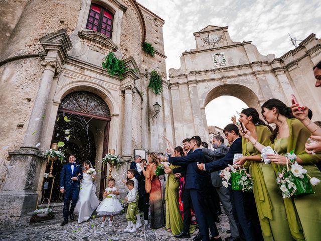 Il matrimonio di Enza e Gustavo a Bovalino, Reggio Calabria 1