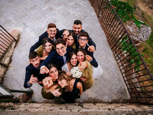 Il matrimonio di Enza e Gustavo a Bovalino, Reggio Calabria 54
