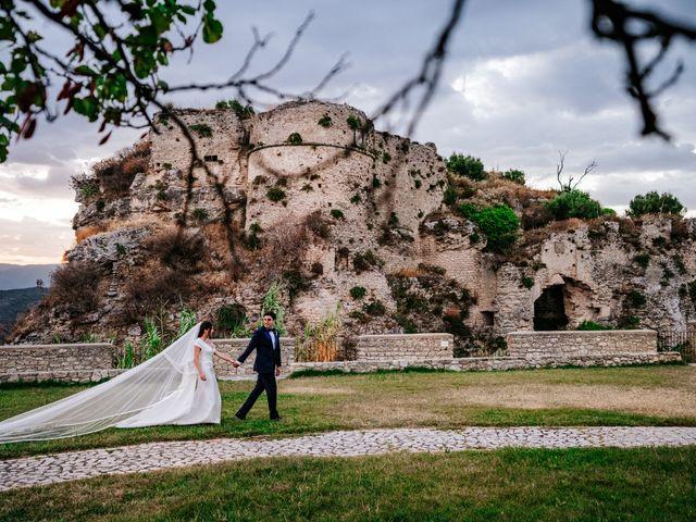 Il matrimonio di Enza e Gustavo a Bovalino, Reggio Calabria 56