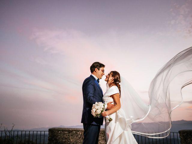 Le nozze di Gustavo e Enza