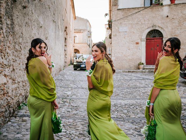 Il matrimonio di Enza e Gustavo a Bovalino, Reggio Calabria 3