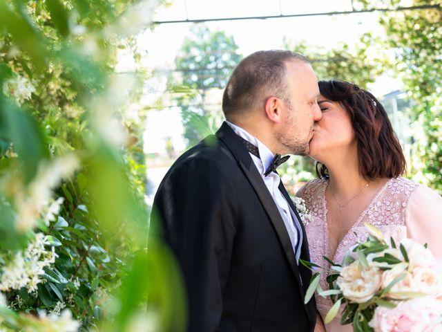 Le nozze di Claudia e Giuseppe