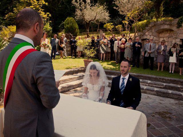 Il matrimonio di Giancarlo e Natalie a Ascoli Piceno, Ascoli Piceno 21