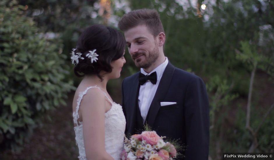 Il matrimonio di Vincenzo e Federica a Palermo, Palermo