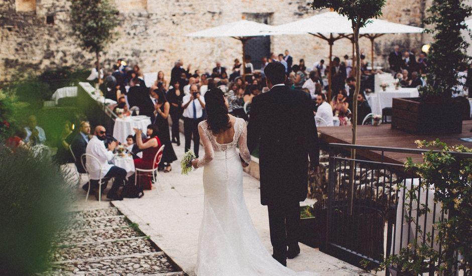 Il matrimonio di Fabio e Francesca  a Ocre, L'Aquila