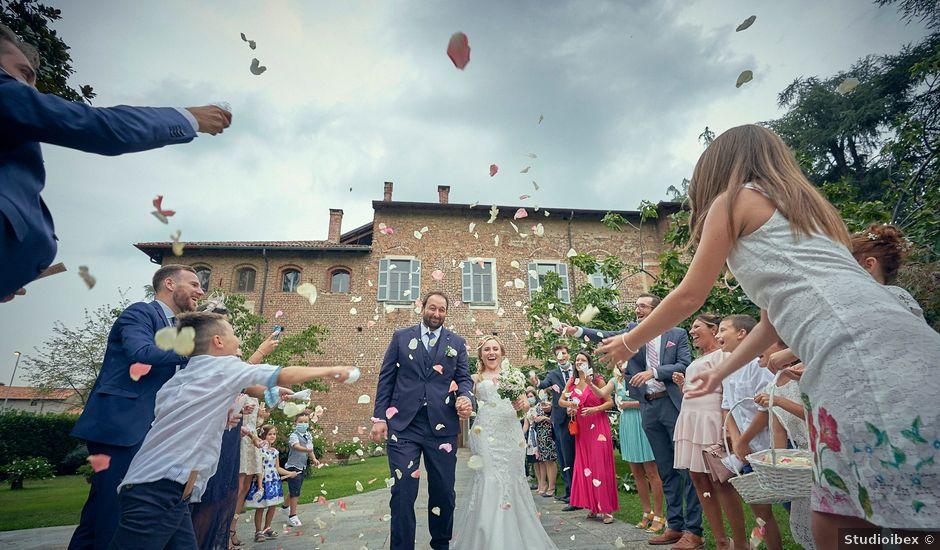 Il matrimonio di Alessandro e Veronica a Sulbiate, Monza e Brianza