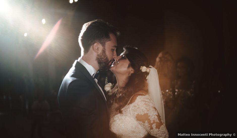 Il matrimonio di Lorenzo e Arianna a Montespertoli, Firenze