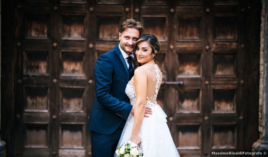 Il matrimonio di Riccardo e Veronica a Rieti, Rieti