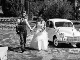 Le nozze di Simona e Simone 1