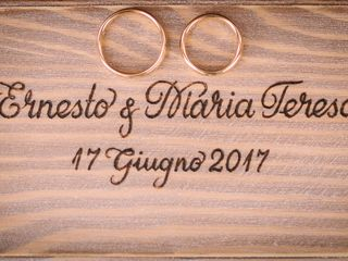 Le nozze di Mariateresa e Ernesto 1