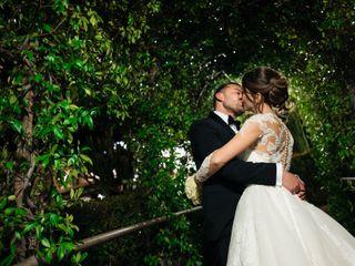 Le nozze di Alessia e Michael