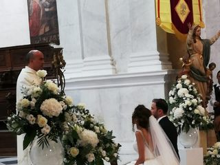 Le nozze di Stefania  e Salvatore  2