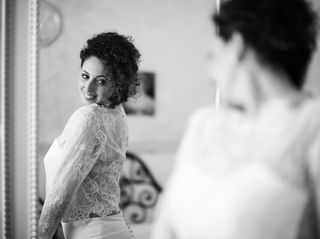 Le nozze di Angela e Vittorio 1