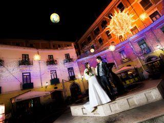 Le nozze di Angela e Fabio