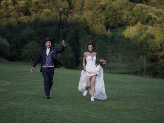 Le nozze di Erica  e Mirko
