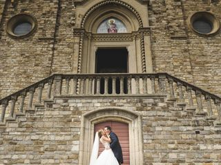 Le nozze di Leilany e Leonardo