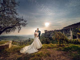 Le nozze di Aura e Cristian