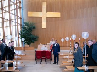 Le nozze di Siglinde e Martin 3