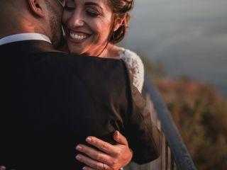 Le nozze di Giovanni e Anja