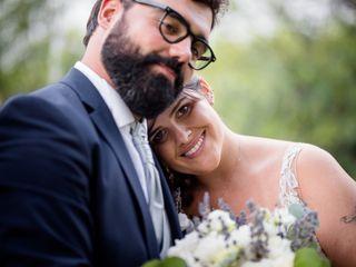 Le nozze di Samantha e Matteo