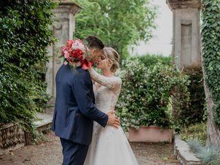 Le nozze di Giada e Umberto