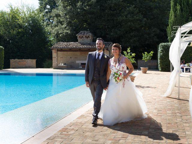Il matrimonio di Simone e Simona a Trevignano, Treviso 4