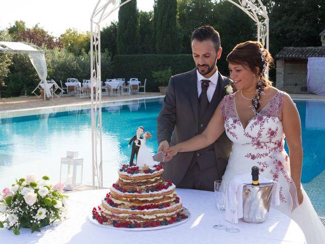 Il matrimonio di Simone e Simona a Trevignano, Treviso 5